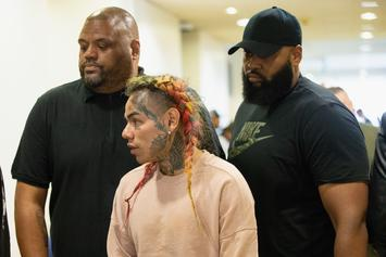 "Tekashi 6ix9ine Doesn't Yell ""Tr3way"" On ""DUMMY BOY"" & Here's Why"