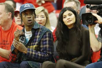 """Kylie Jenner Shares Backstage Footage From Travis Scott's """"Astroworld"""" Tour"""
