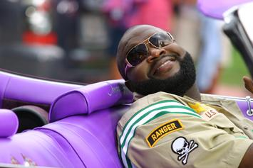 Rick Ross Offers Ruthless Take On 6ix9ine's Incarceration