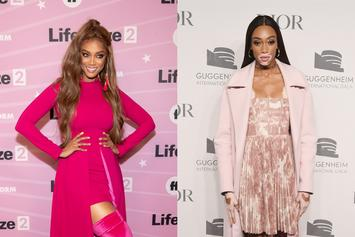 "Tyra Banks Responds To Winnie Harlow's ""ANTM"" Shade: ""I Discovered Her"""