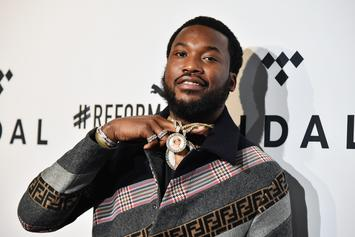 "Meek Mill's ""Championships"" Projected For An Impressive First Week"