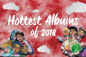 Top 30 Hottest Hip-Hop Albums Of 2018