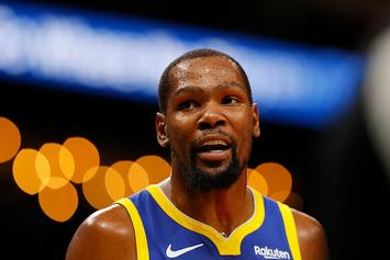 "Kevin Durant's Drama Series ""Swagger"" Picked Up By Apple"