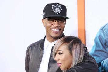T.I. Explains Why He's Still Happily Married To Tiny While Living In A Separate House