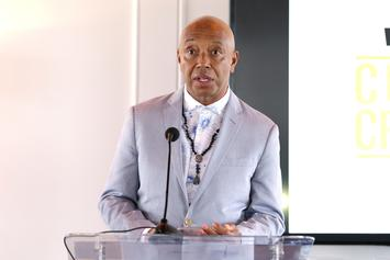 Russell Simmons' Rape Case Continues As Judge Denies Plea Of Dismissal