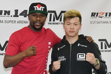 "Floyd Mayweather vs Tenshin Nasukawa Rules Announced: ""My Rules, My Way"""
