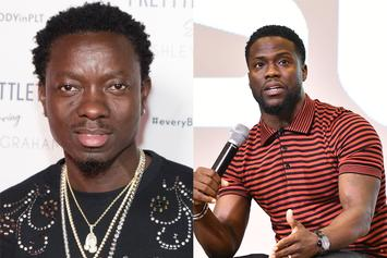 "Michael Blackson Says ""The Academy"" Knew About Kevin Hart's ""Past"""