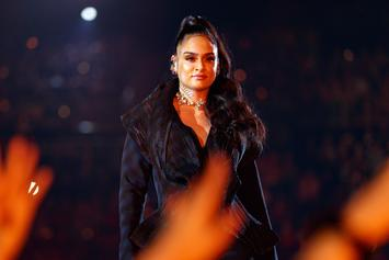 Kehlani Is A Glowing Mother-To-Be With Growing Baby Bump