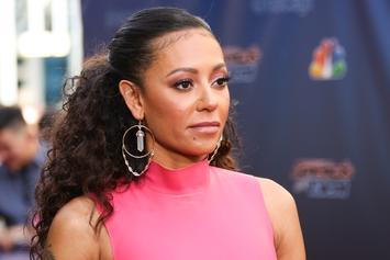 Mel B Hospitalized With Two Broken Ribs & A Severed Hand