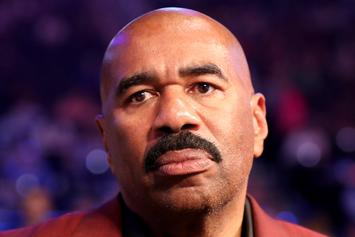 Steve Harvey Explains Why He Changed His Iconic Mustache Look