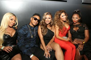"""""""Love & Hip Hop"""" Star Spits Messy Freestyle: """"Chick With The D*ck"""""""