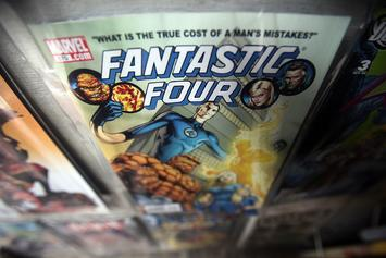Marvel Is Re-Writing The Fantastic Four's Origin Story