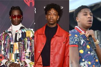 Young Thug, 21 Savage & NBA YoungBoy Provoke Haters With Rape Threats
