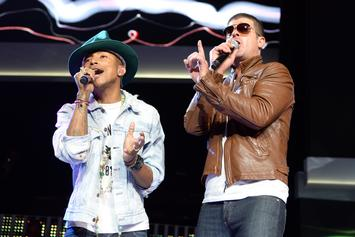 """Robin Thicke & Pharrell To Cough Up $5 Million In """"Blurred Lines"""" Lawsuit"""