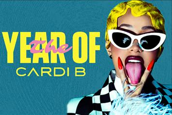 The Year Of Cardi B