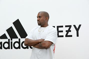 Kanye West Says Drake Bought Front 2 Rows At Pusha-T Concert For Goons To Attack