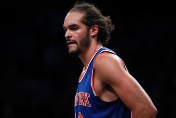 "Joakim Noah Admits He Was ""Too Lit"" To Play In NYC"