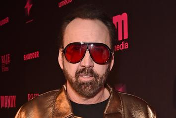 "Nicolas Cage Made ""Filthy"" Jokes For ""Spider-man: Into The Spider-Verse"""