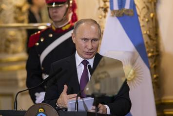 "Vladimir Putin Says Rap Should Be ""Controlled,"" Not Banned In Russia"