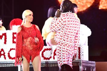 Rolling Loud Says It Was Not Involved In Offset's Crash Of Cardi B's Set