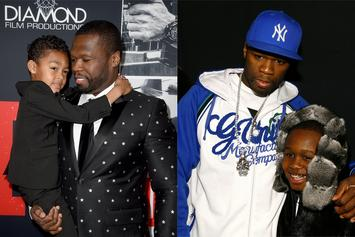 """50 Cent's Most Savage Moments Towards His """"Other"""" Son"""