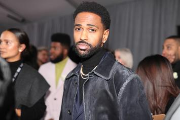 Big Sean Returns With First Instagram Posts In A Minute