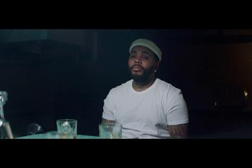 "Kevin Gates Stands Trial In ""Discussion"" Music Video"