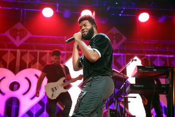 Khalid Opens Up About His Mental Health Struggles