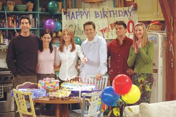 """Friends"" Cast Are Reportedly Still Making $20 Million A Year"