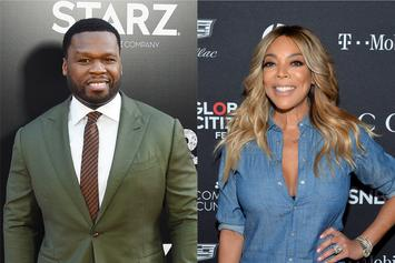 "50 Cent On Wendy Williams' Rumored Divorce: ""World's Most Famous Side Chick"""