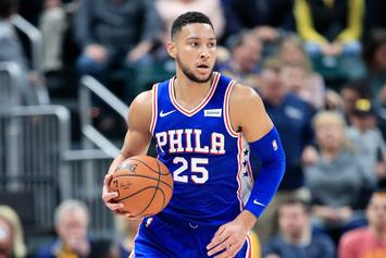 Ben Simmons Is A Big Fan Of Kendall Jenner's Latest Sultry Photo