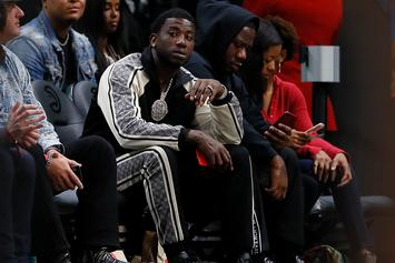 "Gucci Mane Channels ""Jason Kidd"" With NBA-Ready Passing Skills"