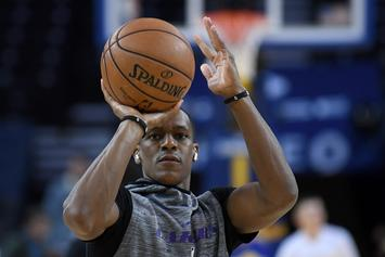 Rajon Rondo Could Be Out For A Month After Finger Surgery