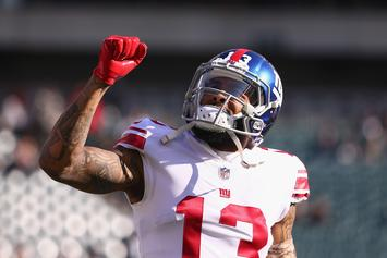 Odell Beckham Jr.'s Season Is Over Thanks To Quad Injury
