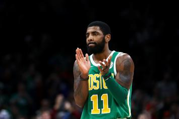 Kyrie Irving Gifted A Homeless Man $240