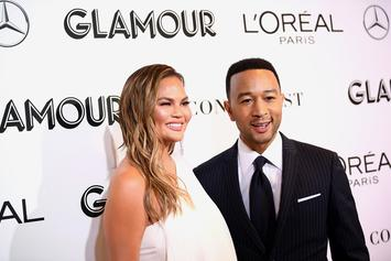 "Chrissy Teigen Calls John Legend Her ""Best Lover"" In Sweet Birthday Note"