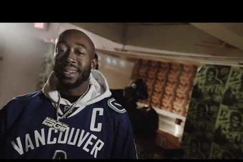 "Freddie Gibbs Joins LNDN DRGS For ""TOMORROW"" Music Video"