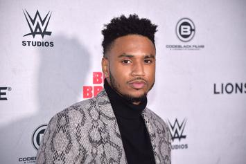 Trey Songz Hit With Pregnancy Claims By Porn Star Brittney Jones