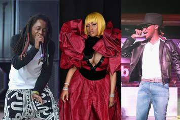 Lil Wayne, Nicki Minaj & Future All Making Major Bank For New Year's Eve Parties