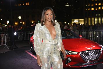 Tiffany Haddish Trolls Animal Rights Activist With Strange Protest Against Police Brutality