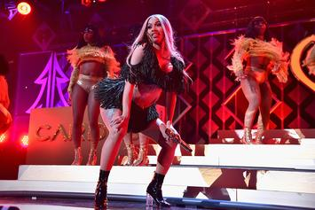 """Cardi B Turns Up To Kanye West & Lil Pump's """"I Love It"""" For New Year's Eve"""