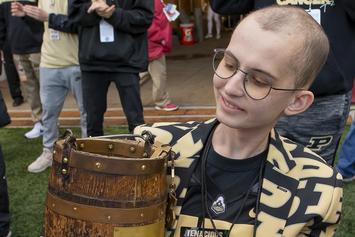 Purdue Superfan Tyler Trent Passed Away After Battle With Cancer