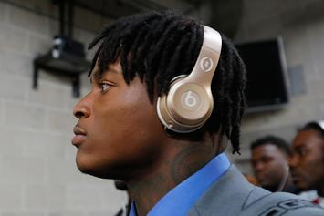 Reuben Foster's Domestic Violence Charges Dropped: Report
