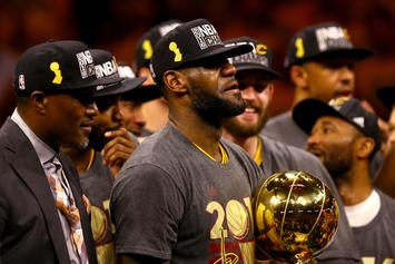 "LeBron James Says The Warriors Were ""F*cked Up"" In The 2016 Finals"