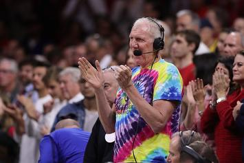 Bill Walton: Barack Obama Should Be UCLA's Next Head Coach