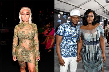 """Blac Chyna, Remy Ma & Papoose Get Freaky On """"Grown & Sexy"""""""