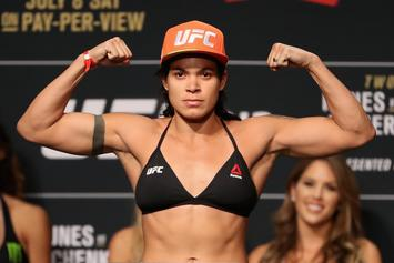 """Amanda Nunes Labels Herself """"Greatest Fighter In UFC History"""""""