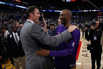 """Kobe Bryant Has Message For Lakers Fans: """"Relax"""""""