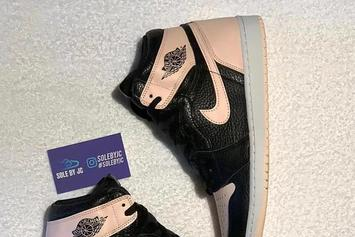 "Air Jordan 1 ""Crimson Tint"" Rumored For April 2019"