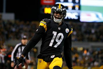 JuJu Smith-Schuster Will Replace Antonio Brown At The Pro Bowl